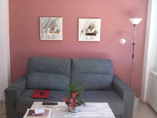 APARTAMENTO CON ENCANTO EN JACA ,CENTRICO - Jaca - Appartement en résidence