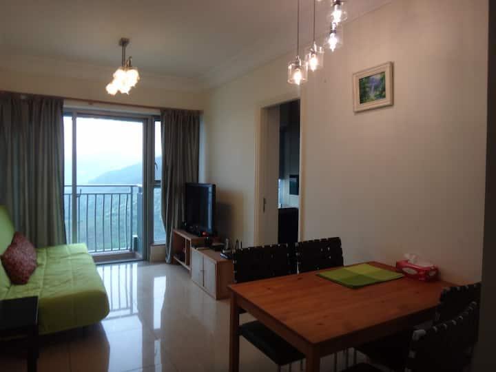 47C Tanford 2 bedroom sea view apartment