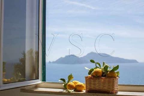 Incanto su Capri - Apartment Capri View