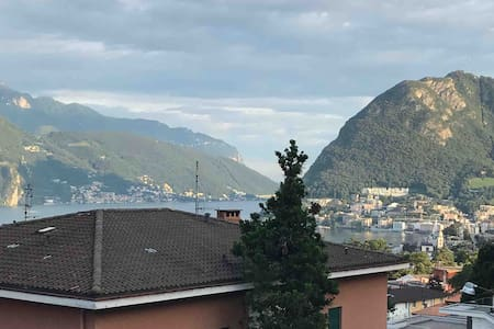 A little gem over looking Lugano