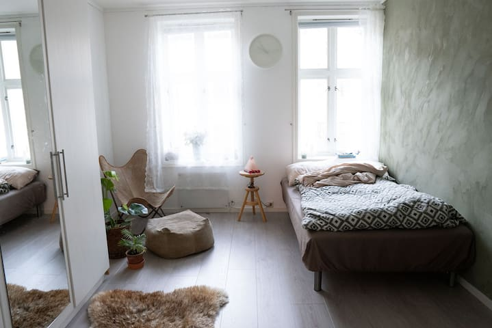 Cozy shared flat in the heart of Ålesund