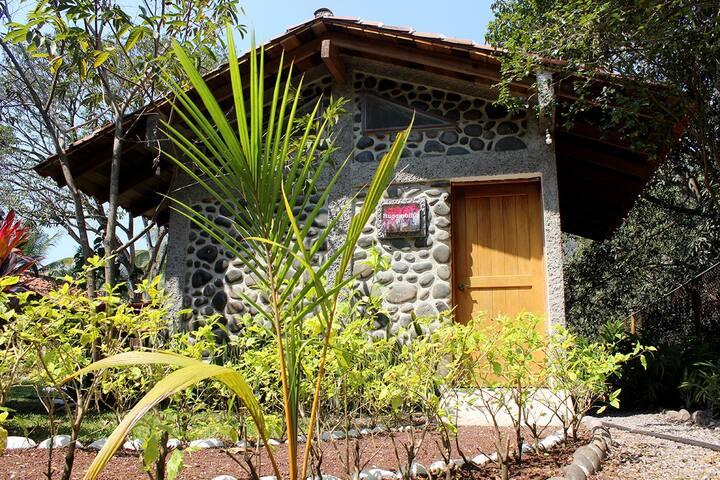 C7 Bugambilias Cabaña Naturaleza 1 Hab Alberca