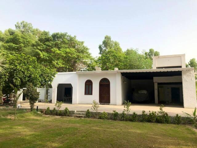 Experience the farm house culture of Pakistan