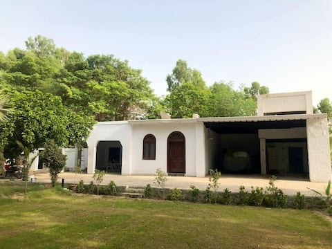 Experience the farm house culture of Pakistan