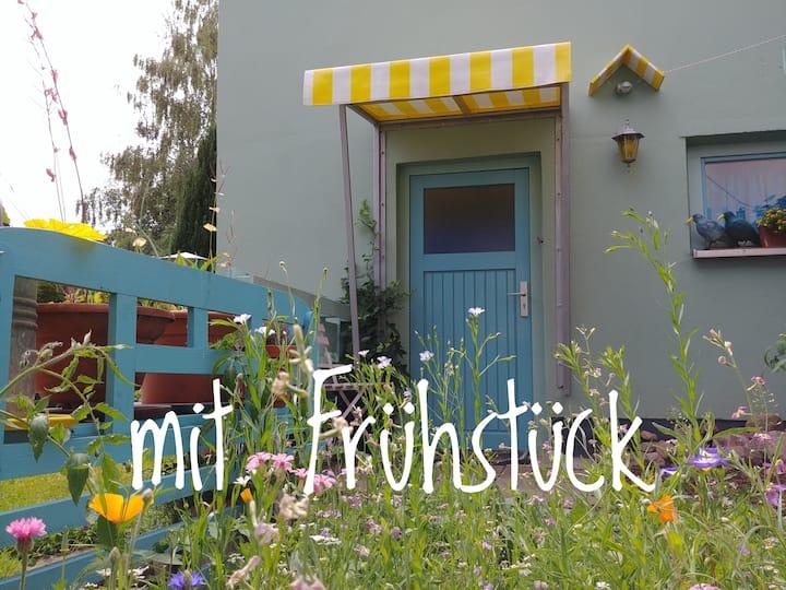 Studiowohnung & Frühstück, bluehouseblue