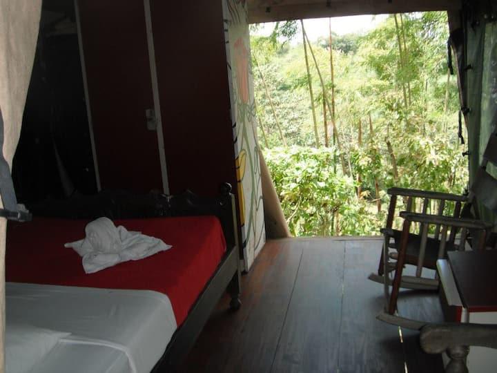 Jungle Double Terrace Tent