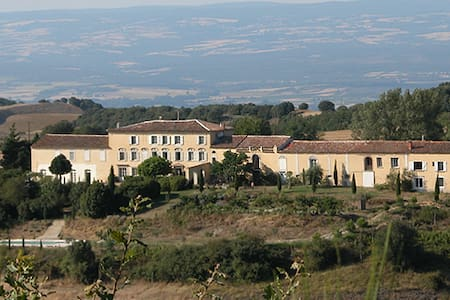 Secluded Domaine with Large Pool - Carcassonne - Villa