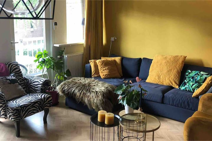 Cosy apartment in the city centre of Rotterdam
