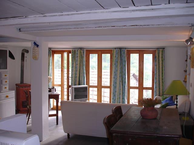 Casa nel cuore delle Alpi Marittime - Castel Vittorio - House