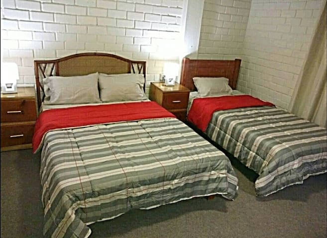 Zona residencial, Suite Sientete como en casa 35m²
