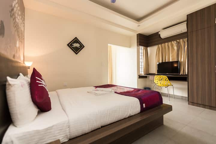 Serviced Apartments in Kodihalli @ 10% off