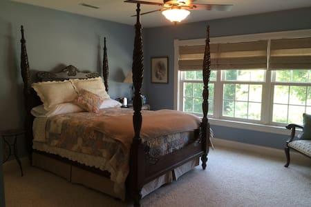 Holiday Stables Bed n Breakfast Jack's Room - Harwood - Bed & Breakfast