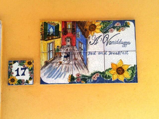 Camere luminose attorno al barocco - Ragusa - Bed & Breakfast