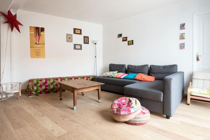 Casa en en barrio tranquilo - La Rochelle - Rumah