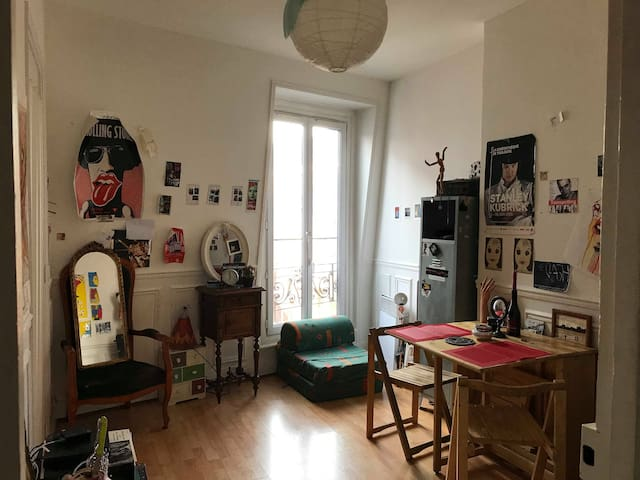 Charmant appartement à 10 min de Paris