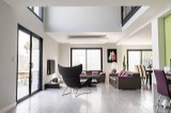 Grande maison contemporaine familiale - Orvault - Talo