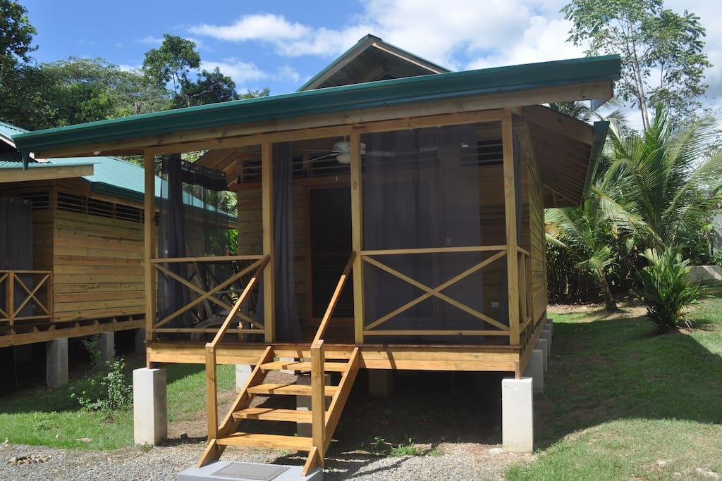 Our beautiful Lodge / nuestro precioso lodge