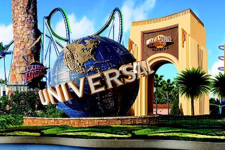 PRIVATE SUITE MASTER 5 min. from UNIVERSAL/OUTLETS - Orlando - Pis