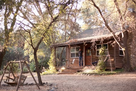 Private Cabin on Large Ranch