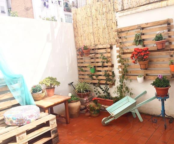 Habitación en el centro de Ruzafa