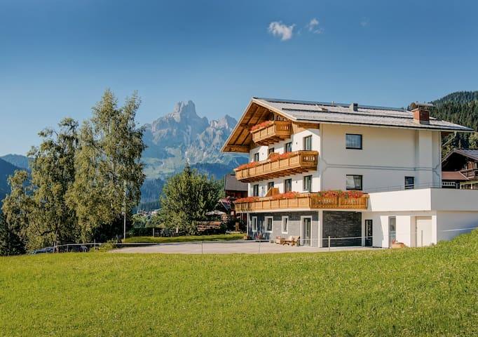 Mein Alpenstern - Ferienwohnung Sternenglanz