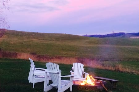 Farm experience with charm - Middlebrook - Kabin
