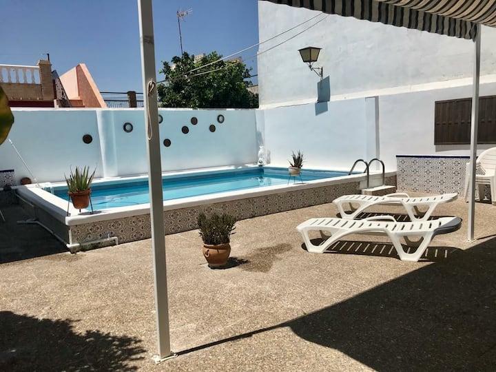 Casa a  15 min de Sevilla Centro, en Umbrete