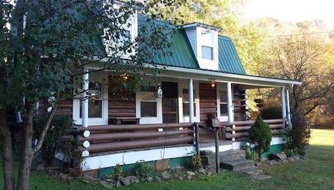 """Radnor Hollow Lodge"" a WV Outdoor Adventure"