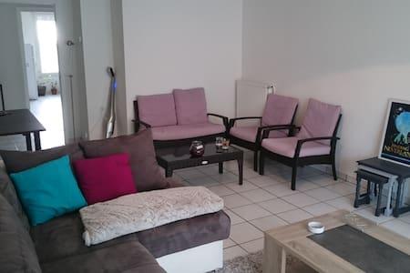 Charming apartment - city center - Andrézieux-Bouthéon - 公寓