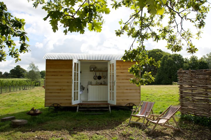 The Dobson Shepherd's Hut