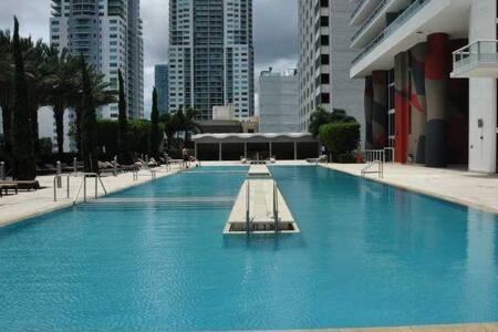 ESPECTACULAR BAYVIEW LOFT IN DOWNTOWN MIAMI - Miami
