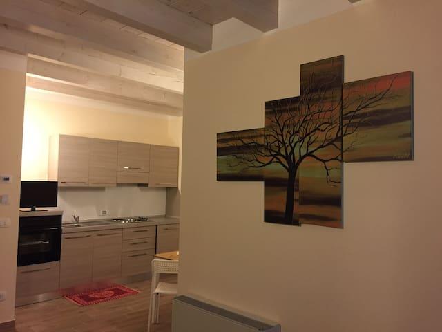 Appartamentini in casale - Gazzolo - Casa