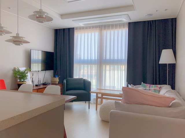 2bedroom Apartment in Old Jeju-si