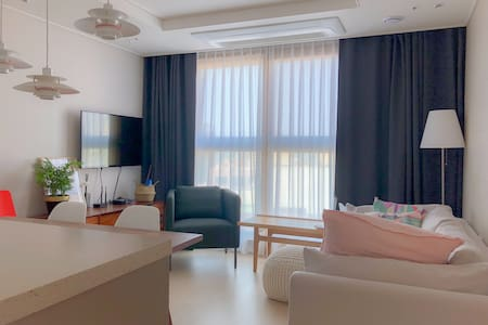 2bedroom Apartment in Old Jeju-si .