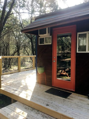 a real tiny house at dharma ranch tiny houses for rent in san