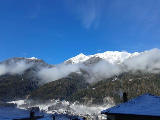 Accogliente bilocale  in montagna - Bocenago - Apartamento