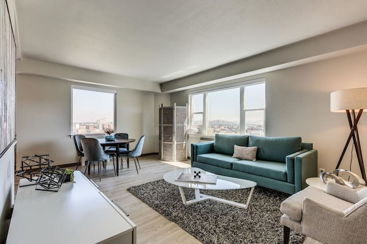 Everything you need | 1BR in Spokane
