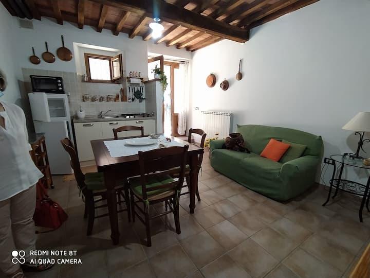 Appartamento a Caldana ... 20 min dal mare.