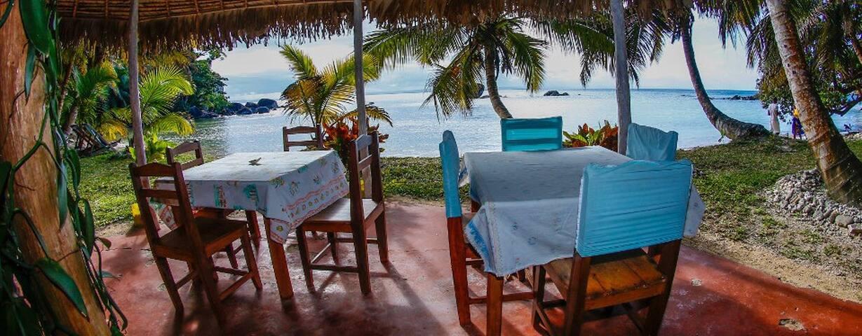 Atafondro Lodge - île Sainte-Marie Madagascar