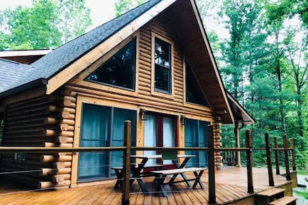 Brown County Log Cabin