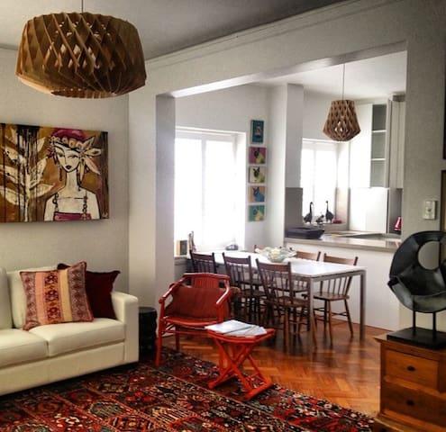 Stylish Art Deco Apartment - Double Bay - Huis
