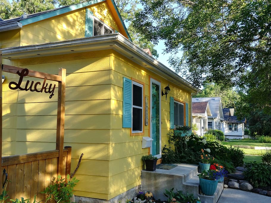The Lucky Homestead