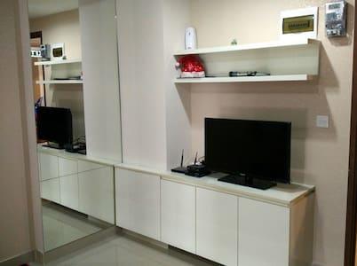 2BR Sudirman Suites Apartment