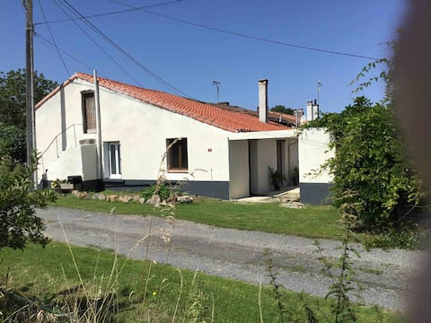 New for 2021 contemporary gite in rural setting