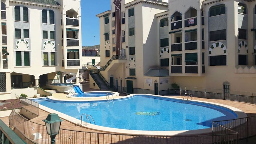 Great Luxury Apartment Amazing Pool - Santa Pola - Pis