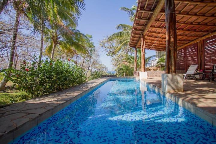 At the Beach,  Home & Pool, Playa Negra, Pargos