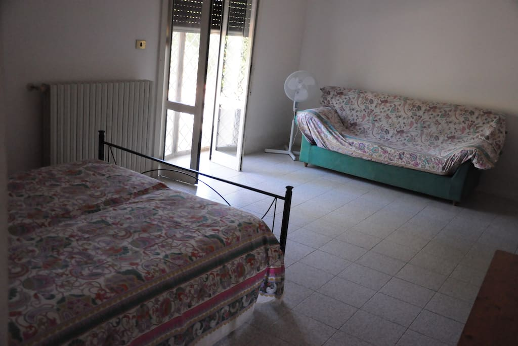 Prima camera da letto