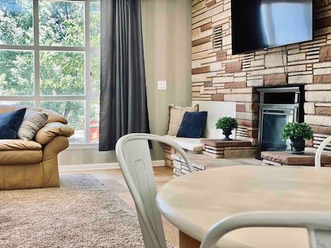 Spacious apartment in the heart of Saint Johns AZ.