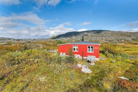 Trivsam stuga på Bjørnfjell