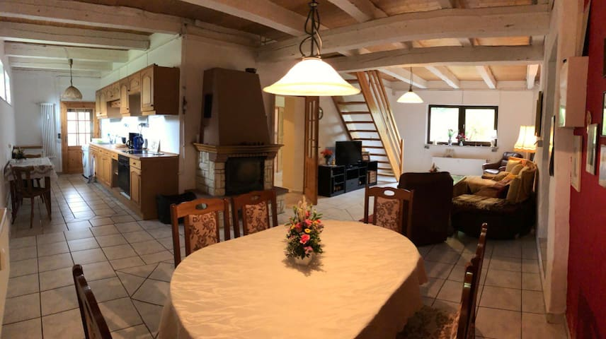 Chambre/Table d'hôtes in der deutschen Toskana II